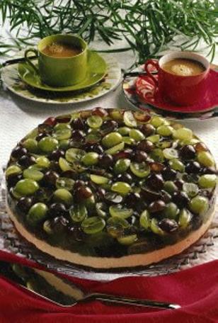 torta di uva