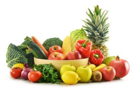 frutta verdura per dieta